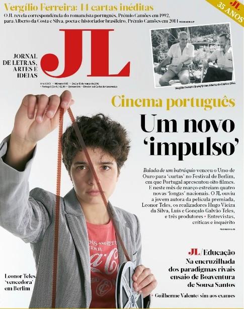 Jornal de Letras — Março – LUSOGRAFIAS